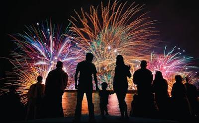 Negara paling awal dan paling akhir yang menyambut pergantian tahun