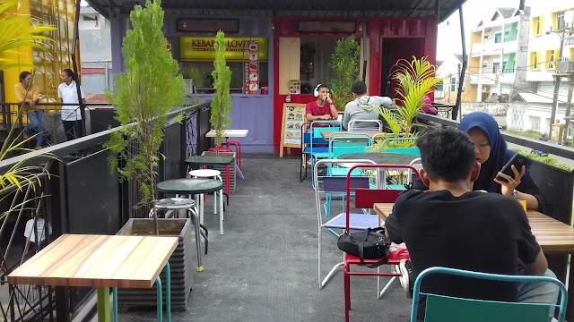 Varian Kuliner Ala tenant di Urbanistbox