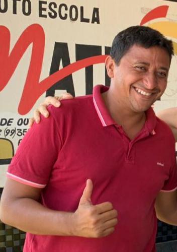 CAXIAS - Fernando do Piroca anuncia sua pré-candidatura rumo à Câmara Municipal