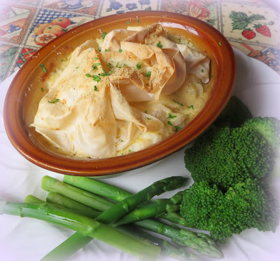 Low Carb Fish Pies