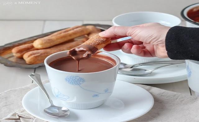 كيفية استخدام الشوكولاته