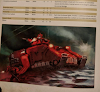 Blood Angel Codex Supplement Leaks- Rules and Datasheets