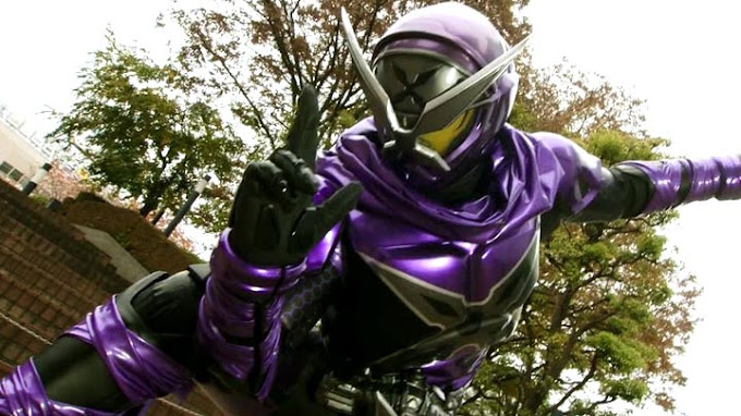 Rider Time Kamen Rider Shinobi Episode 3 End Subtitle Indonesia
