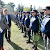 Vidal y Ritondo encabezaron el acto de la Jura de la Bandera