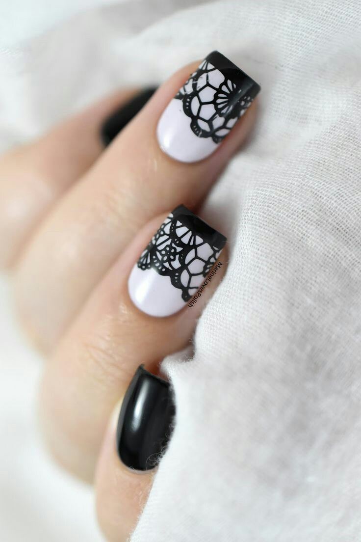 35 Unique Nail Designs | Unique nail designs, Unique and Classy nails