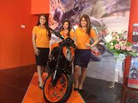 KTM Buka Diler Di Semarang