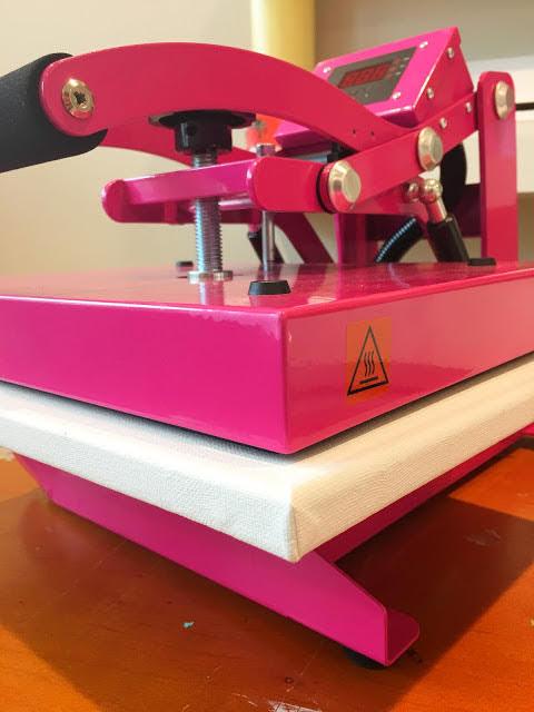 reverse canvas, sublimation, heat press, farmhouse designs, sawgrass sublimation printer, sublimation project