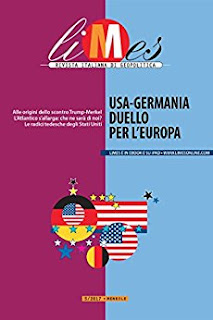 Limes – Usa-Germania Duello Per L'Europa PDF