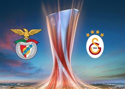 Benfica vs Galatasaray - Highlights 21 February 2019