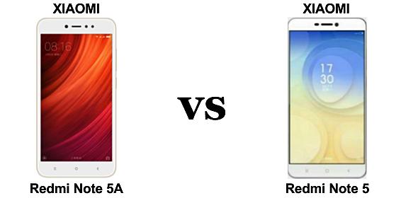 Selidiki 5 Perbedaan Xiaomi Redmi Note 5A Versus Redmi Note 5A Prime
