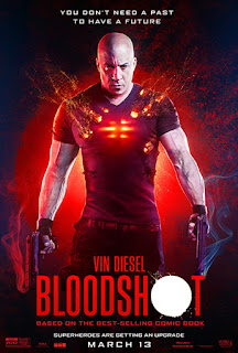 GIVEAWAY: Admit-two passes for BLOODSHOT, 3/11 at Emagine Novi {ends 3/8}