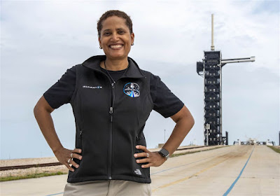 Dr. Sian Proctor Makes History as First Black Woman to Pilot a Spacecraft
