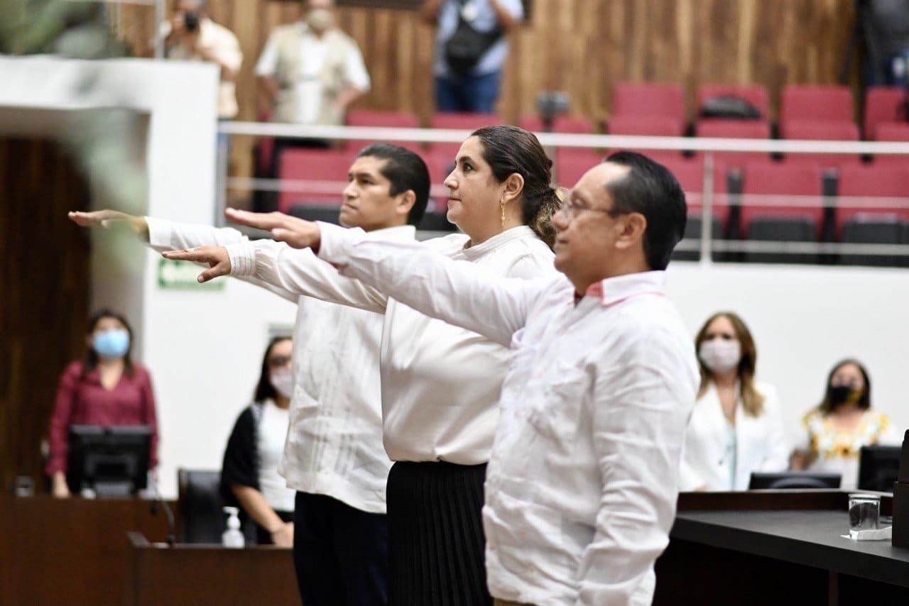 LXIII Legislatura avala por mayoría nombramientos de nuevos directores