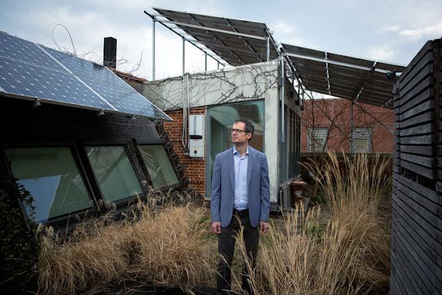 Enviropolitics Blog Neighbors Trading Solar Energy On The