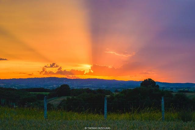Φωτογραφίζοντας το ηλιοβασίλεμα στα Γρεβενά
