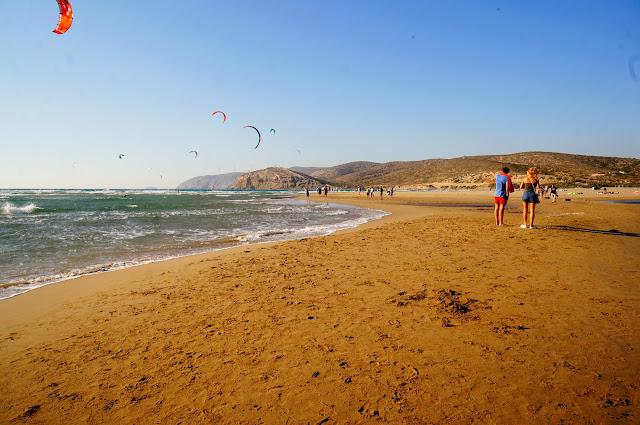 Слияние двух морей Родос