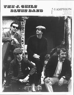 The J. Geils Blues Band Promo Photo