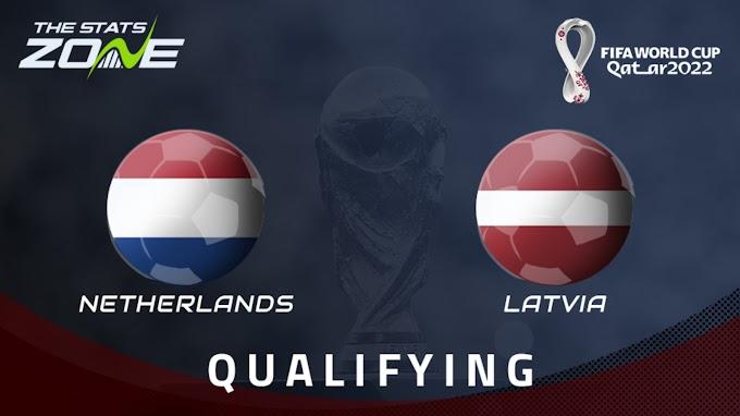 مشاهدة مباراة هولندا ولاتفيا بث مباشر اليوم في تصفيات كأس العالم لقارة أوروبا
