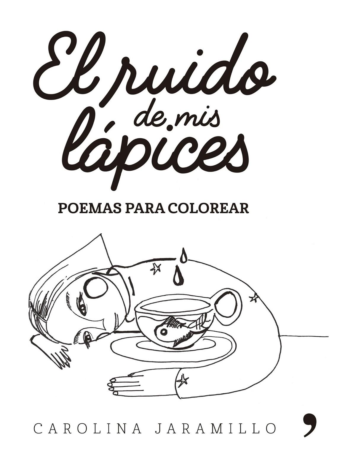 Libros Libres De Tere : Reseña - El Ruido de mis lapices - Carolina ...
