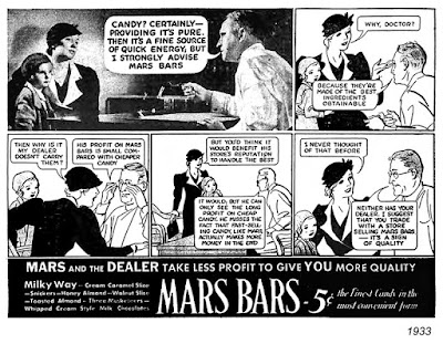 Mars Bars Doctor