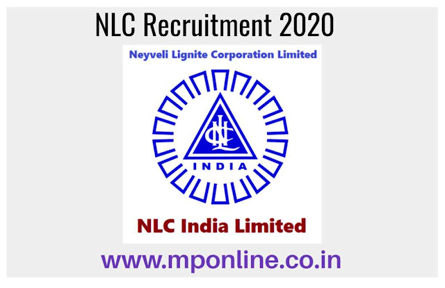 NLC Recruitment 2020 – Apply Online 675 Post