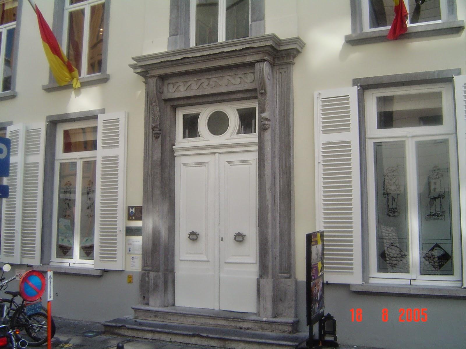 Travel Ostend Luise Maria Belgium