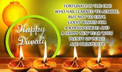 Diwali Quotes Images in English