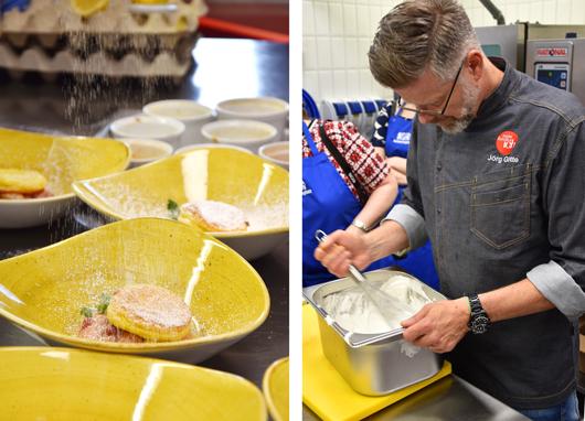Weihenstephan Kochkurs mit Meine Familie & Ich Koch Jörg Götte