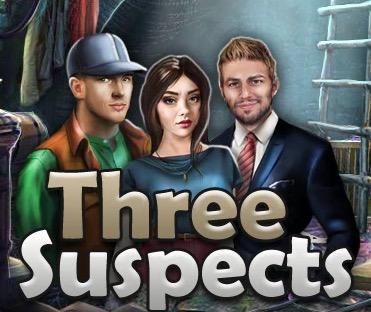 Hidden4Fun Three Suspects