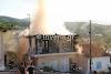 Ημαθία: Κάηκε ολοσχερώς κατοικία στον Τρίλοφο Βέροιας (βίντεο - φώτο)