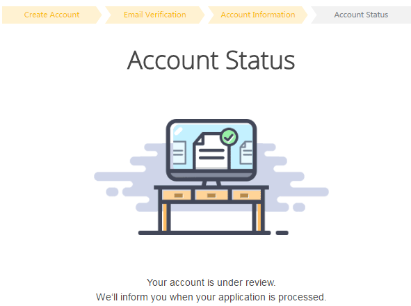 UC News Account Status Approved