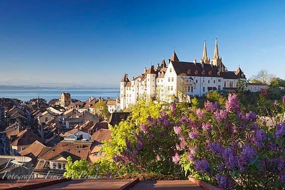 Neuchâtel (NE) - 22.04.2015