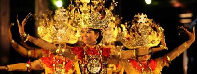 13+ Tari Tradisional Asal Lampung serta Penjelasan + Gambar