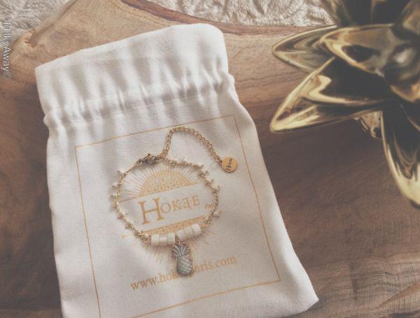 Bracelet Melo de la Collection Nacre par Hokee Paris