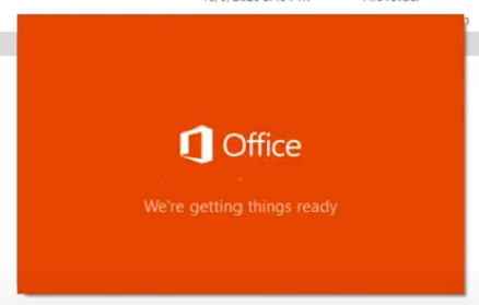 Hướng dẫn cài đặt Office 365 b