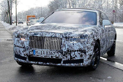 2020 Rolls Royce Ghost Review, Specs, Price