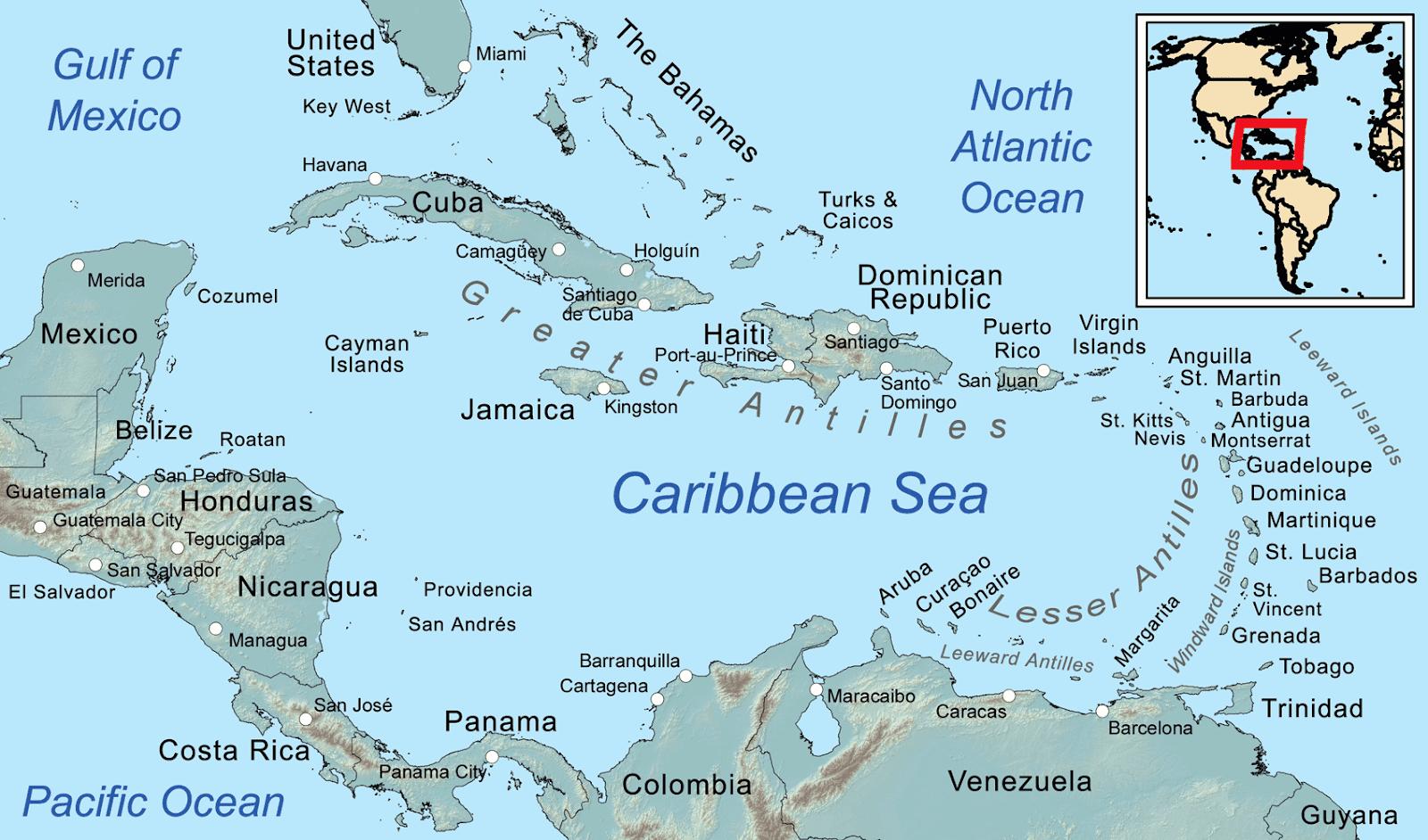 वेस्टइंडीज देश नहीं है तो क्या है? Amazing Facts about West Indies