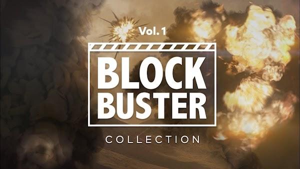 Filmstocks Blockbuster Vol 1 | Filmora Collection