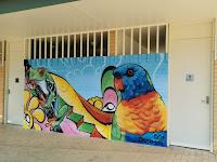 Wodonga Street Art | mural by Kasper