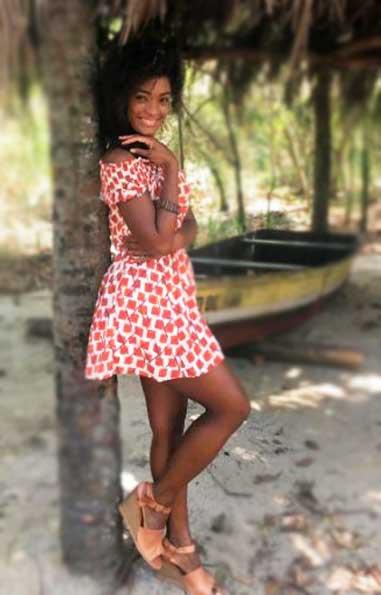 Vestido da Raquel (Erika Januza)