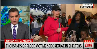 CNN Fail, CNN fake News, CNN interview, CNN interview Harvey victim