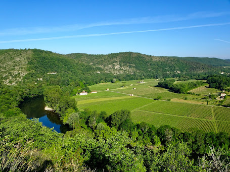 French Village Diaries a lucky escape in the Lot cycling holidays Brompton France