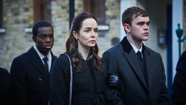 """NOVA SÉRIE """"GANGS OF LONDON"""" ESTREIA DIA 8 DEZEMBRO NA HBO PORTUGAL"""