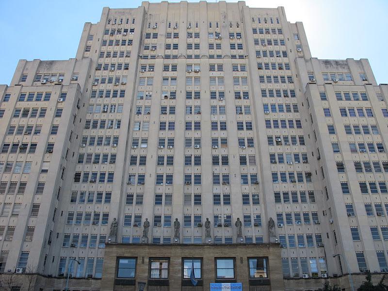 Facultad De Medicina  UBA Image: Edificios Y Monumentos De Buenos Aires: Facultad De