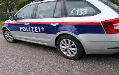 شرطة,النمسا,تلقي,القبض,على,مهرب,فار,من,نقطة,تفتيش
