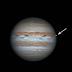 Jupiter Ditabrak Sekitar 6,5 Asteroid Per Tahunnya