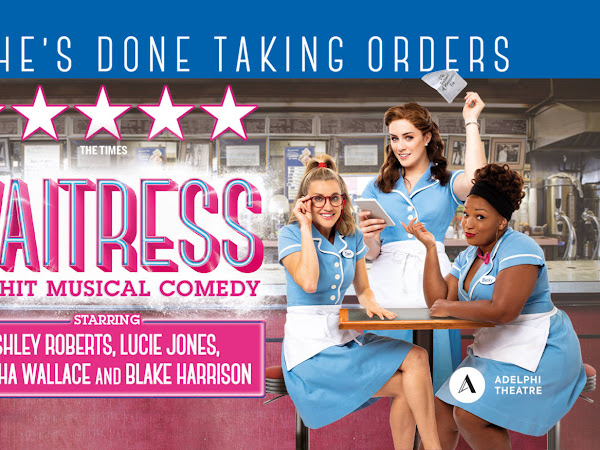 Waitress, Adelphi Theatre | Review