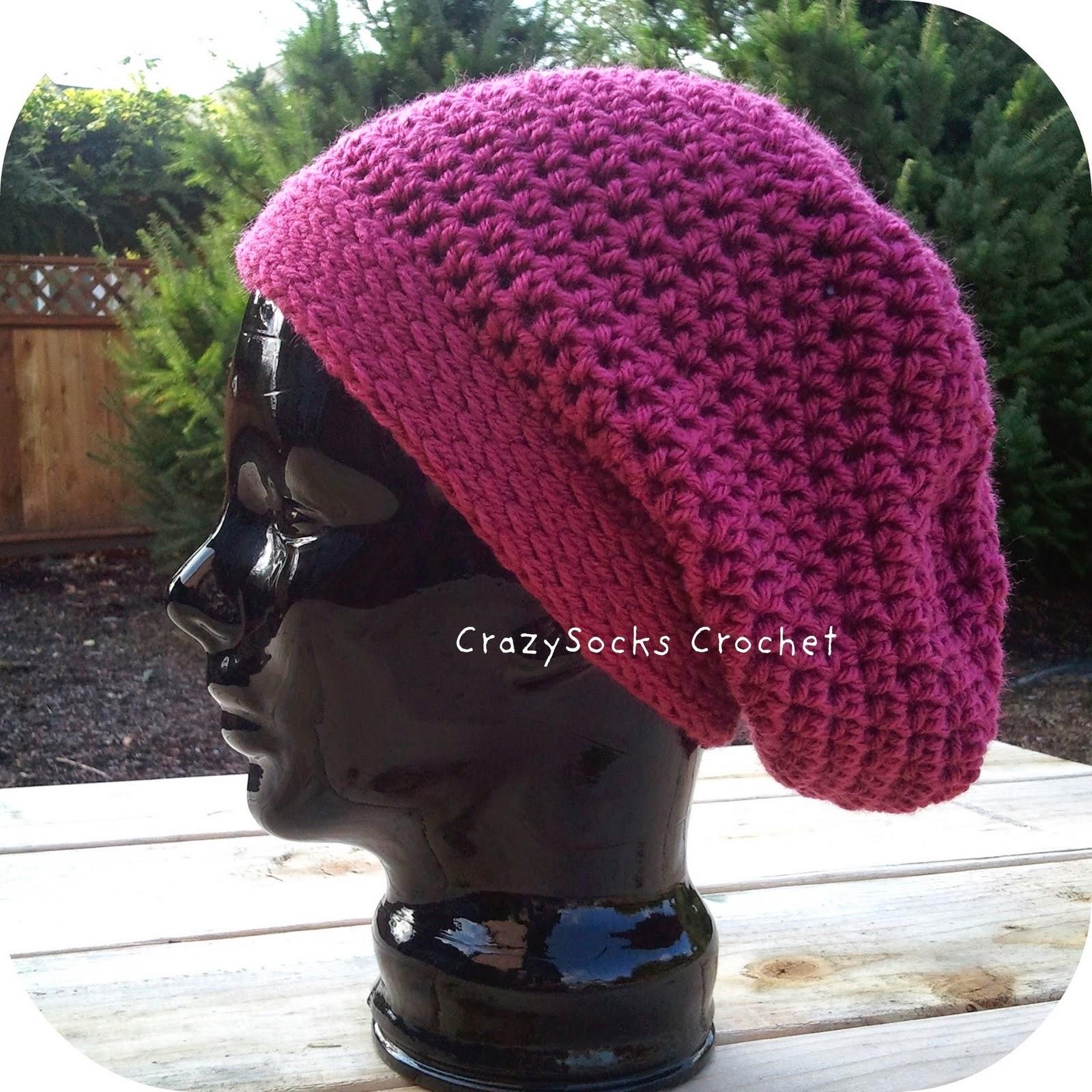 33321bbe2331f Como fazer Gorro Desleixo em Crochet