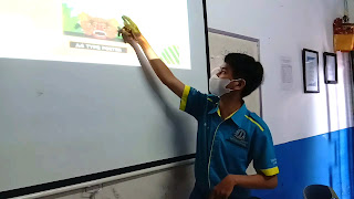 Ujian Praktek Kerja Industri (Prakerin) SMK TI Bali Global Badung