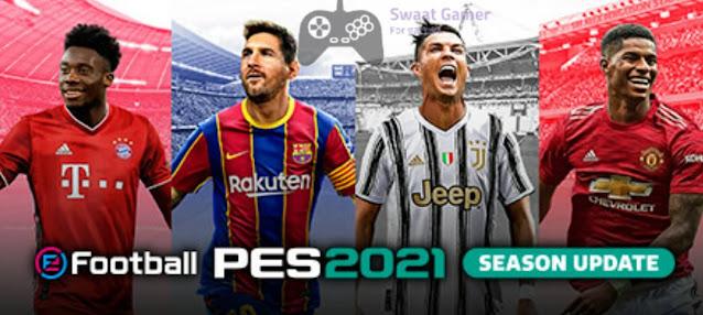 تحميل لعبة بيس Pes 2021 للكمبيوتر مجانا